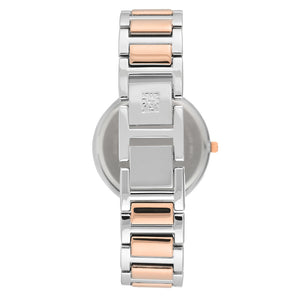 Anne Klein Two-tone Steel Ladies Watch - AK3407SVRT