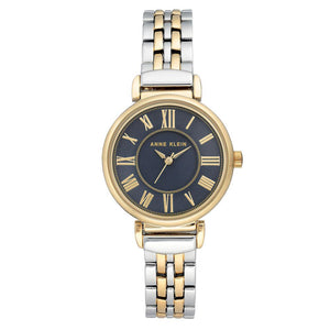 Anne Klein Two-tone Bracelet Ladies Watch - AK2159NVTT