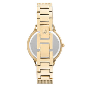 Anne Klein Rose Gold Ladies Watch & Bracelet Set - AK3166GPST