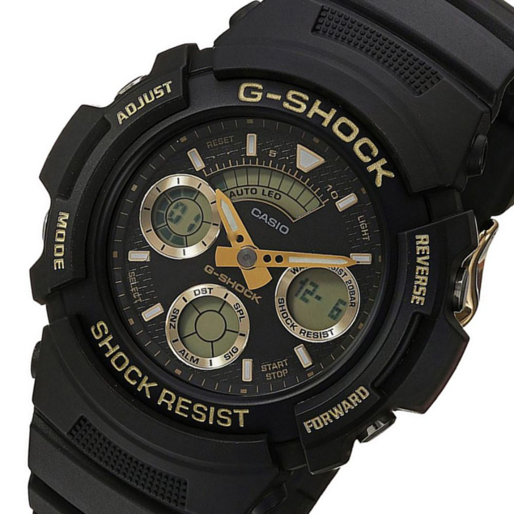Casio G-Shock Multi-function Digital Men's Sport Watch - AW591GBX-1A9