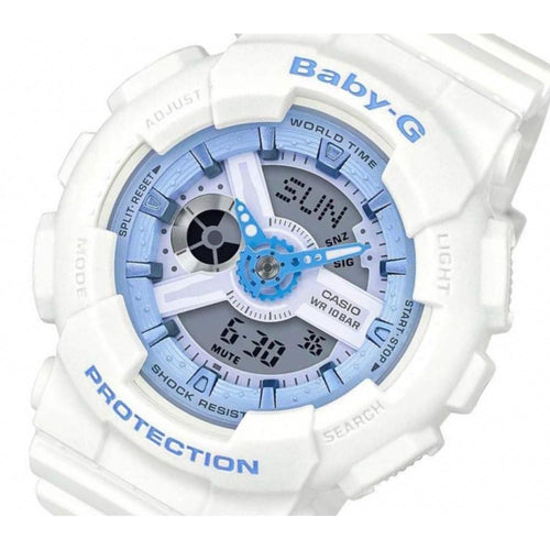 Casio Baby G Beach Color Series Ladies Watch - BA110BE-7A