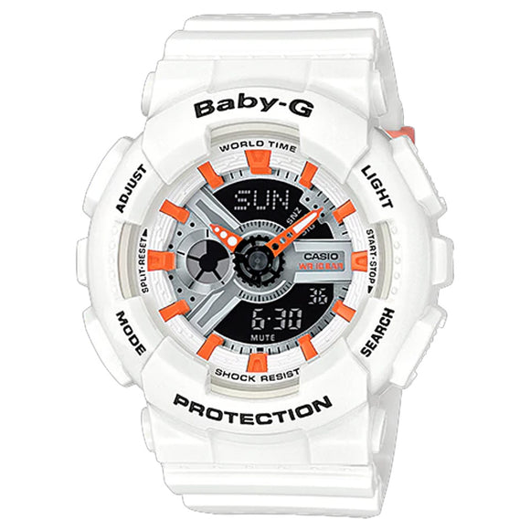 Casio Baby-G Digital Watch - BA110PP-7A2
