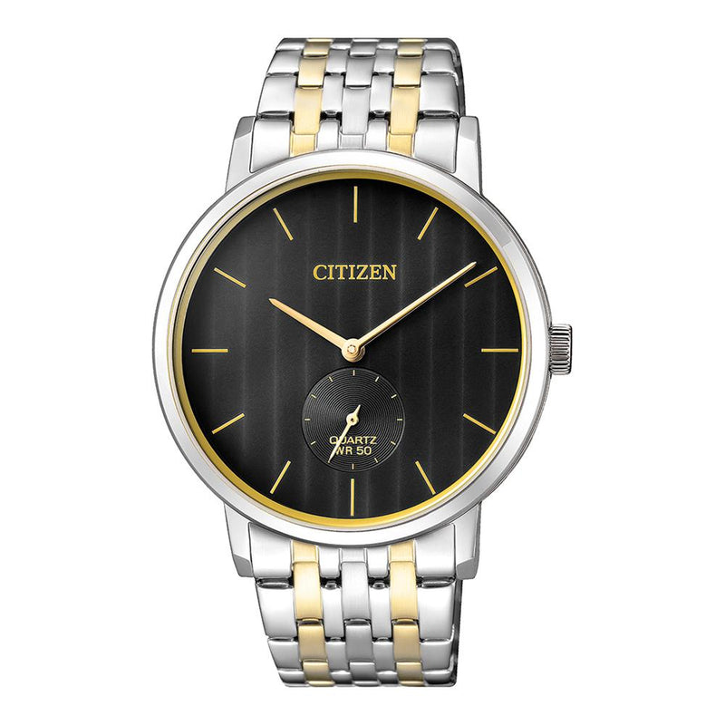Citizen Two-Tone Steel Men's Watch - BE9174-55E