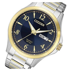 Citizen Two-Tone Steel Men's Watch - BF2005-54L