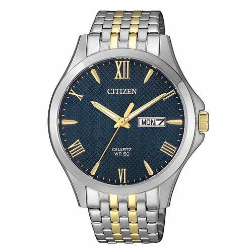 Citizen Two-Tone Steel Men's  Watch - BF2024-50L