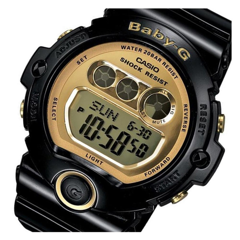 Casio Baby-G Sports Chrono Digital Ladies Watch - BG6901-1D