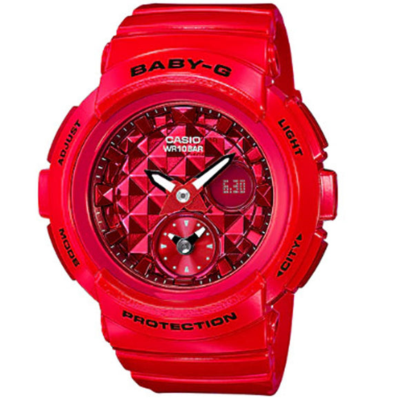Casio Baby-G Digital Watch - BGA195M-4A