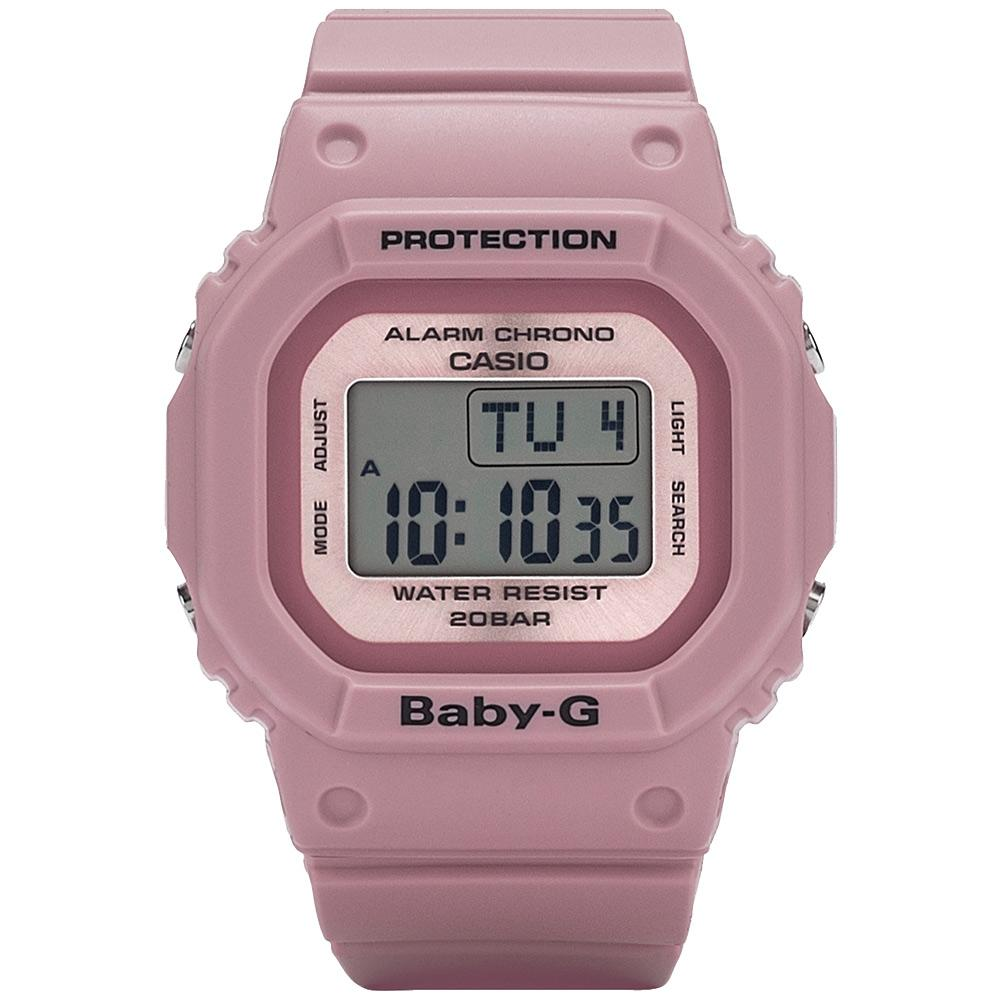 Casio Baby G Pink Women's Digital Watch - BGD560LF-4W