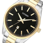 Citizen Gents Two-Tone Stainless Steel Quartz Men's Watch - BI1034-52E