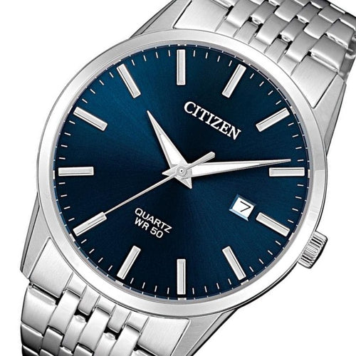 Citizen Gents Stainless Steel Quartz Watch - BI5000-87L