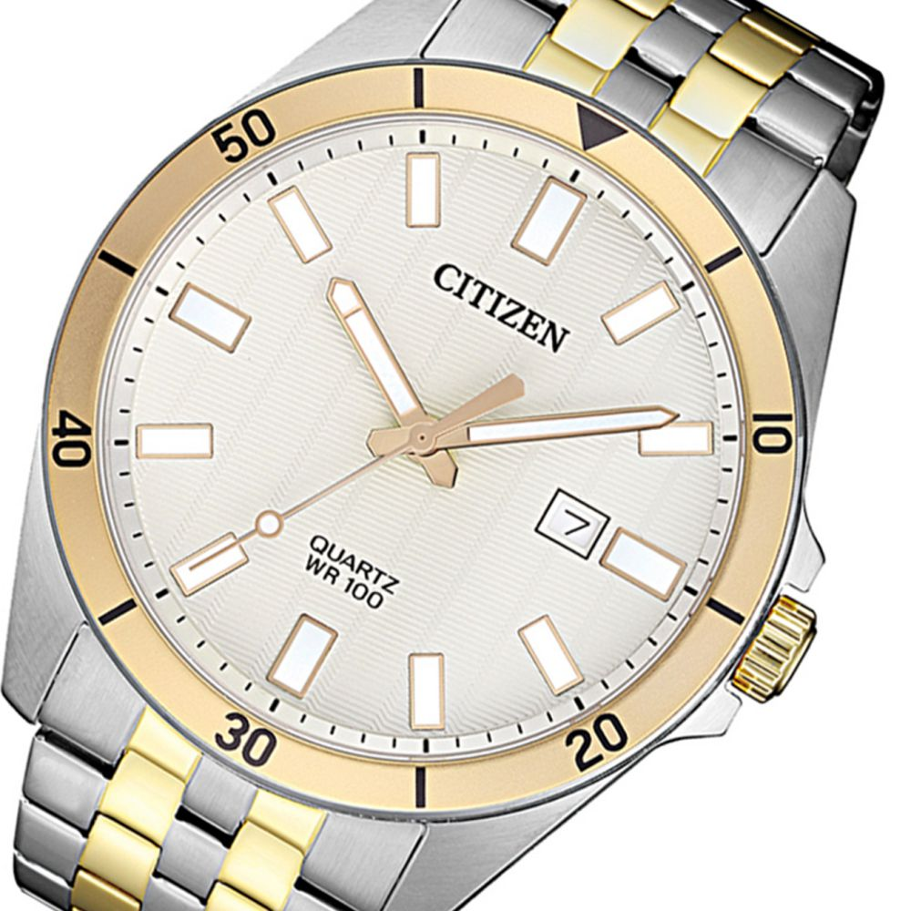 Citizen Two-Tone Steel Men's Watch - BI5056-58A