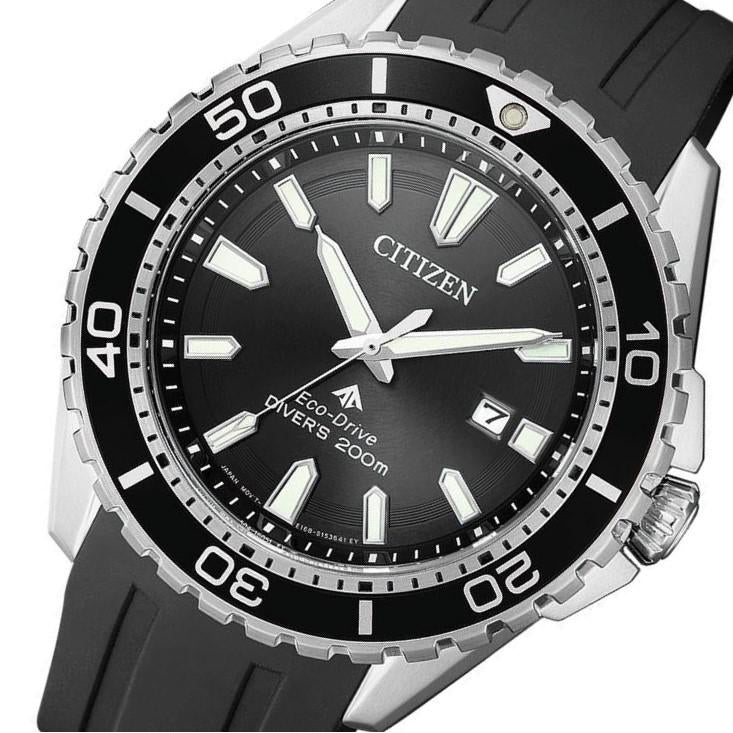 Citizen Promaster Marine Gents Eco-Drive Diver's 200m Watch - BN0190-15E