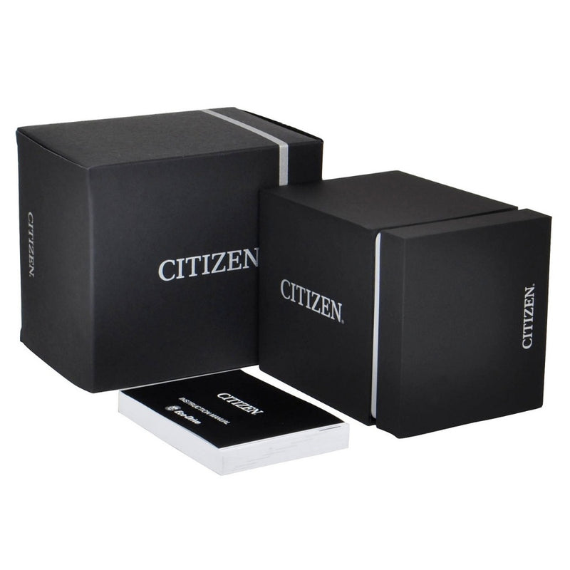 Citizen Silhouette Steel Bracelet Ladies Eco-Drive Watch - EX1484-57D