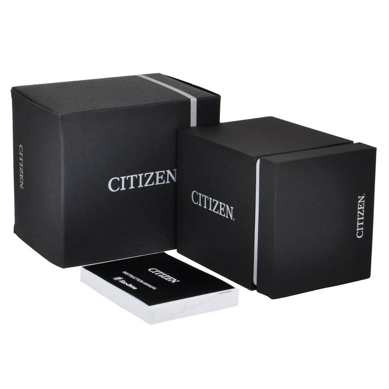 Citizen Gents Super Titanium Eco-Drive Watch - AW1240-57L