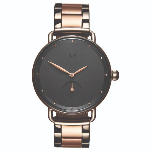 MVMT Bloom Taupe & Rose Gold Steel Ladies Watch - DFR01TIRG