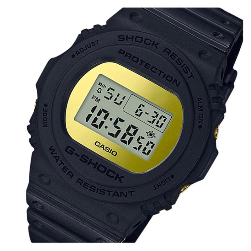 Casio G-Shock Metallic Mirror Face Men's Watch - DW5700BBMB-1D