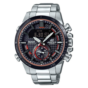Casio Edifice Digital Chrono Series Men's Sport Watch - ECB800DB-1A