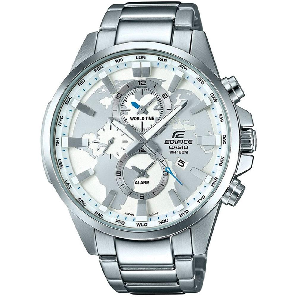 Edifice Men's Stainless Steel Chronograph - EFR303D-7A