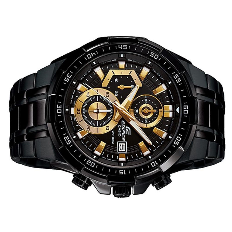 Casio Edifice Standard Chronograph Series Men's Watch - EFR539BK-1A
