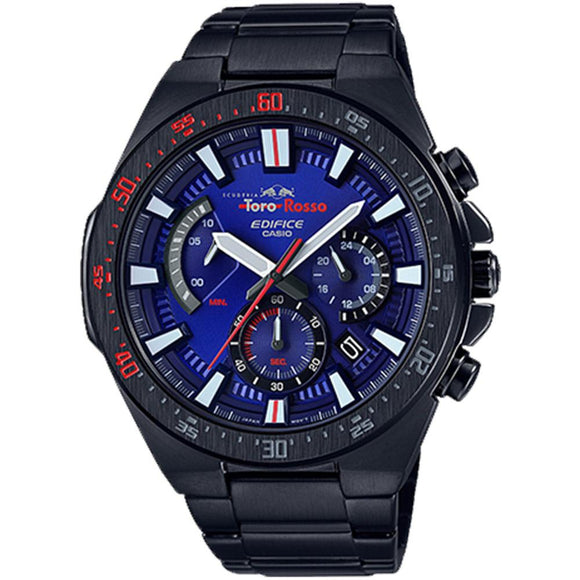 Edifice Scuderia Toro Rosso Limited Edition Men's Watch - EFR563TR-2A