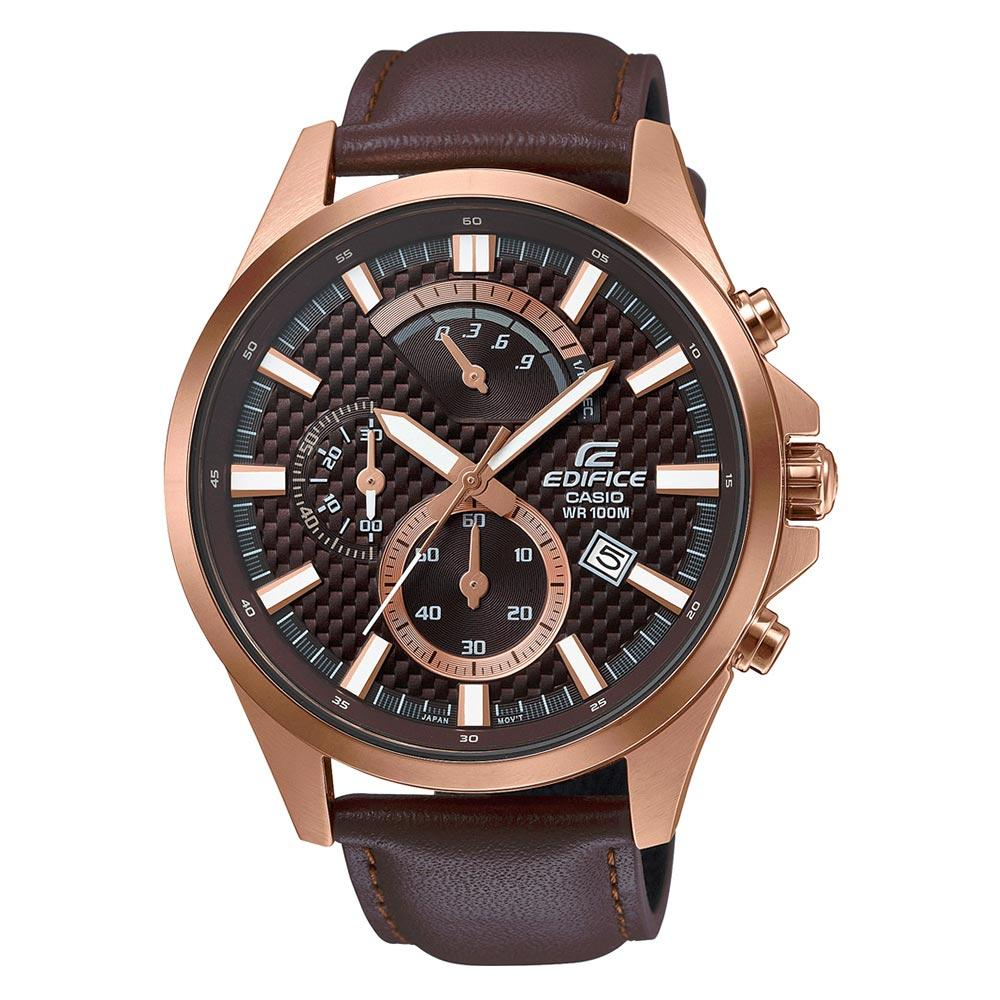 Casio Edifice Retrograde Chrono Men's Watch - EFV530GL-5A