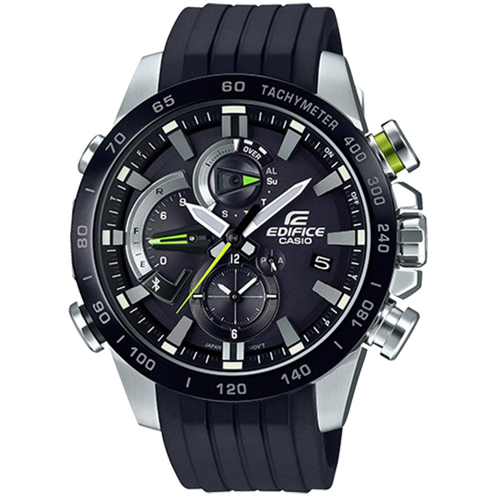 Edifice Race Lap Chronograph Men's Watch - EQB800BR-1A