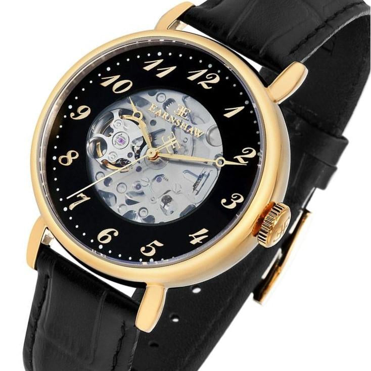 Earnshaw Precisto Grand Legacy Skeleton Men's Watch - ES-8810-04