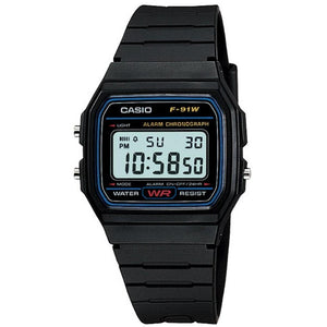 Casio Classic Men's Digital Sport Watch - F91W-1