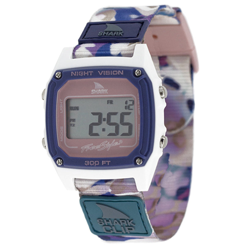 Freestyle Sage Erickson Signature Shark Classic Pink Paint Watch - FS101003