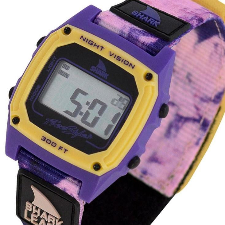 Freestyle Shark Classic Tie-Dye Purple Haze Watch - FS101016