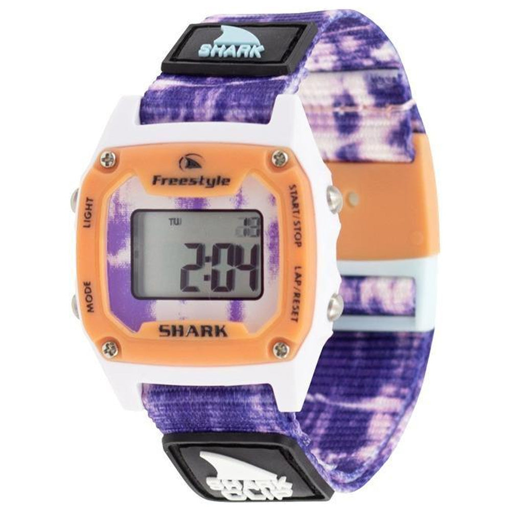 Freestyle Shark Mini Tie-Dye Purple Burst Watch - FS101019