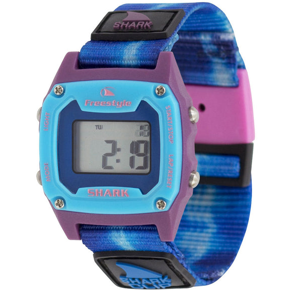 Freestyle Shark Mini Tide-Dye Blue Sea Watch - FS101020