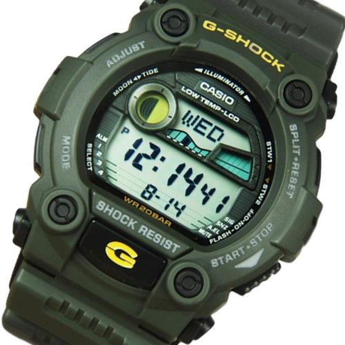 Casio G-Shock Men's Moon Tide Data Digital Watch - G7900-3