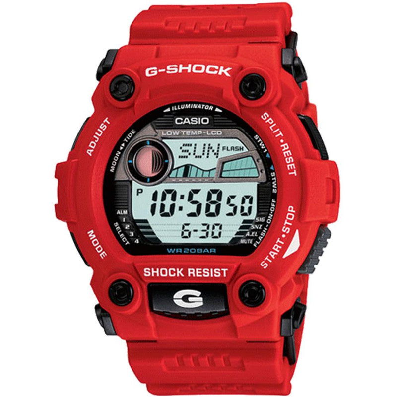 Casio G-Shock Men's Moon Tide Data Digital Watch - G7900A-4