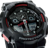 Casio G-SHOCK 35mm Duo Watch - GA100-1A4