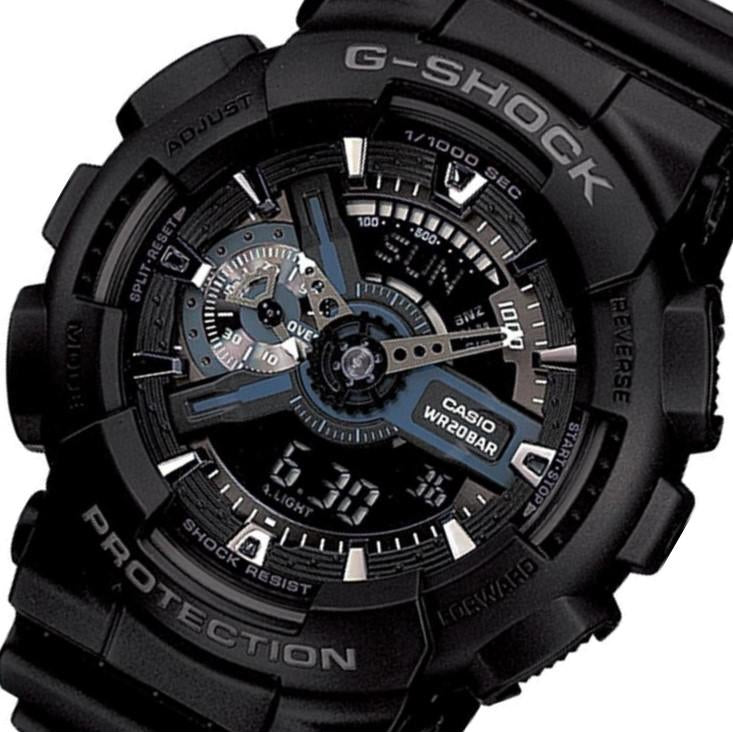 Casio G-Shock Anti-Magnetic 55mm Men's Watch - GA110-1B