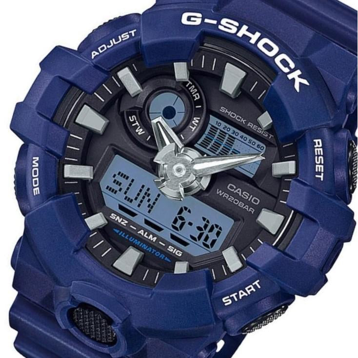 Casio G-Shock Men's 55mm Duo Chrono Sports Watch - GA700-2A