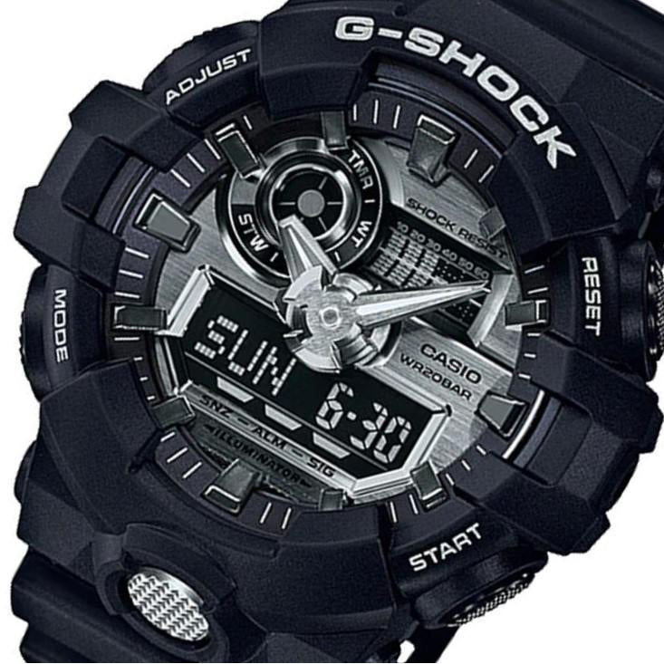 Casio G-Shock Duo Chrono Men's Watch - GA710-1A