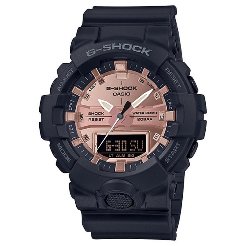 Casio G-Shock Super Illuminator Digital-Analogue Men's Watch - GA800MMC-1A