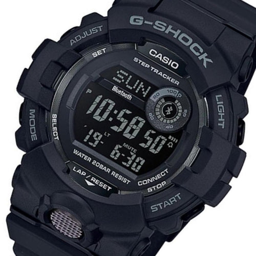 Casio G-Shock Bluetooth G-Squad Blackout Digital Men's Watch - GBD800-1B
