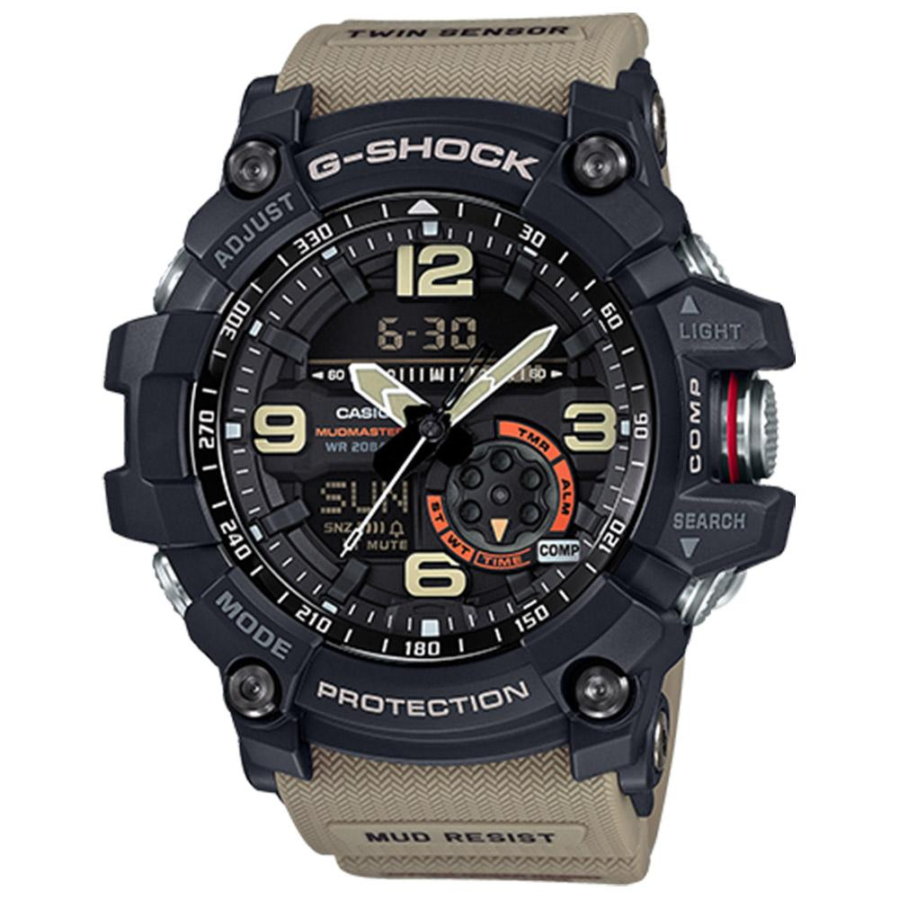 G-SHOCK Master of G Mudmaster Series Men's Watch - GG1000-1A5