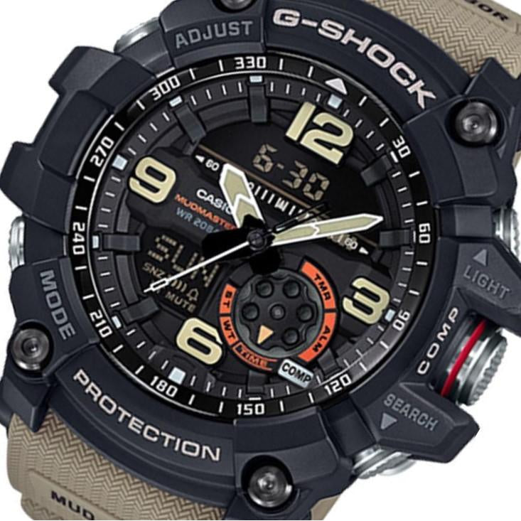 Casio G-SHOCK Master of G Mudmaster Series Men's Watch - GG1000-1A5