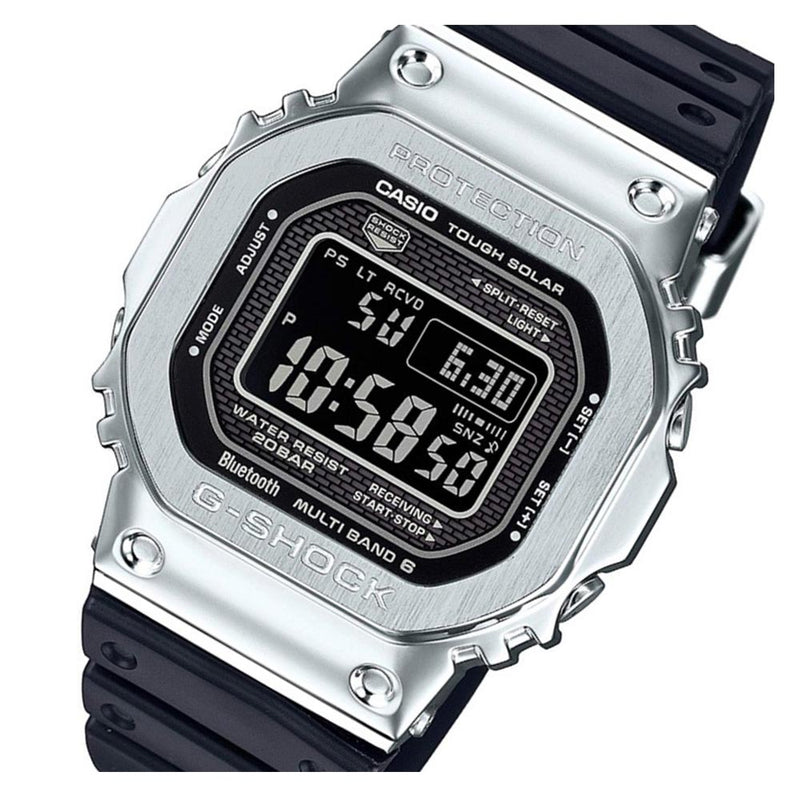Casio G-Shock 35th Anniversary Limited Edition All-Metal Masterpiece - GMWB5000-1D