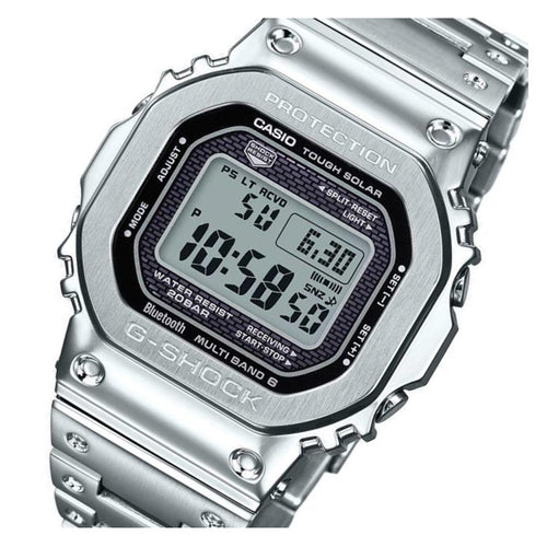 Casio G-SHOCK 35th Anniversary Limited Edition All-Metal Masterpiece - GMWB5000D-1D
