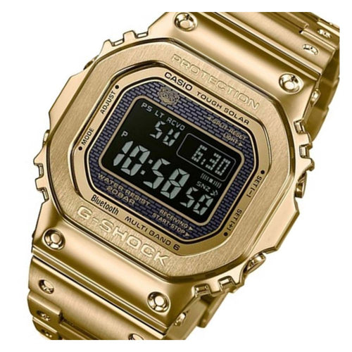 Casio G-Shock 35th Anniversary Limited Edition Gold All-Metal Masterpiece - GMWB5000GD-9D