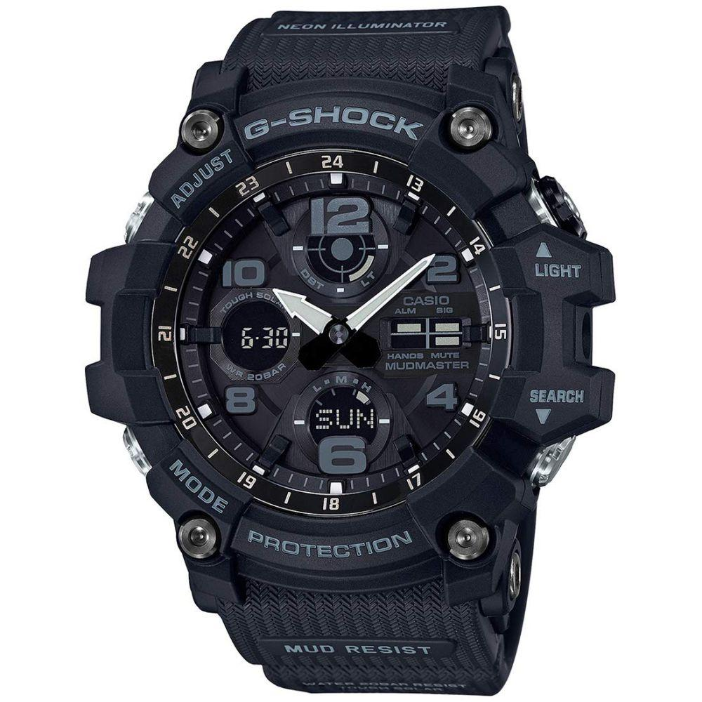 Casio G-SHOCK Master of G Mudmaster Series Men's Watch - GSG100-1A