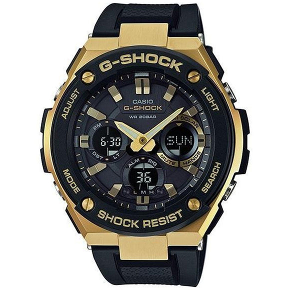Casio G-SHOCK G-Steel Duo Chrono Watch - GSTS100G-1A
