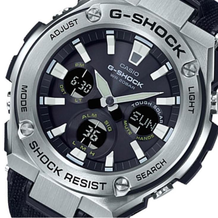 Casio G-SHOCK G-STEEL Digital Chrono Men's Watch - GSTS130C-1A