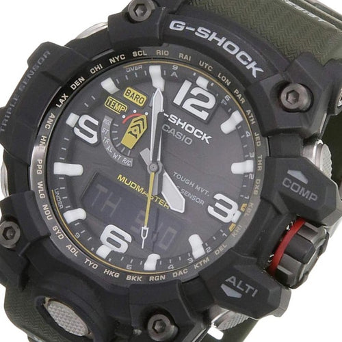 Casio G-SHOCK Mudmaster Tough Solar Men's Watch - GWG1000-1A3