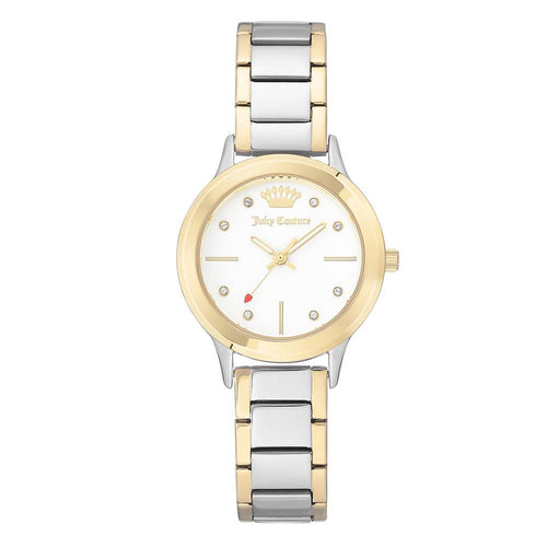 Juicy Couture Two-Tone Bracelet Ladies Watch - JC1051WTTT